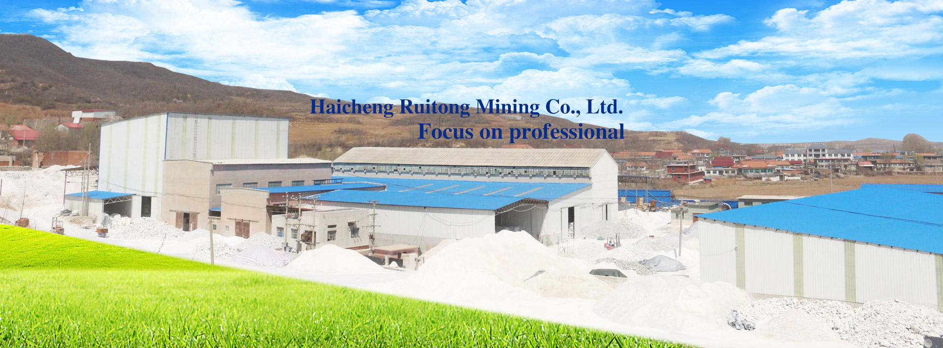 Haicheng talc powder